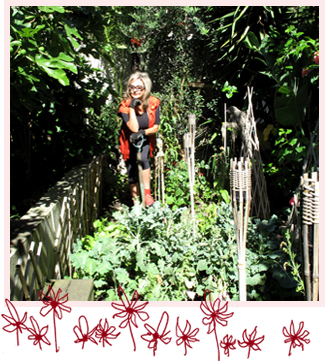 Sally Browne: Gardening at home